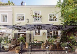 ¿quieres saber cómo fue nuestra visita al restaurante italiano SottoSopra? Te lo contamos en nuestro blog de Madrid and You... ¡donde te esperan muchas sorpresas!