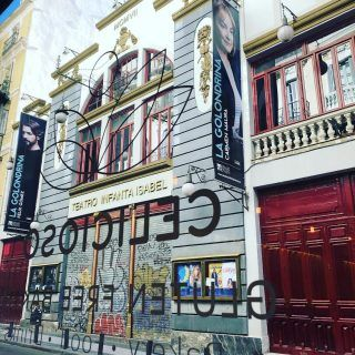 Escaparates de #Madrid con #buenasvistas #españa  #españa🇪🇸 #turismo