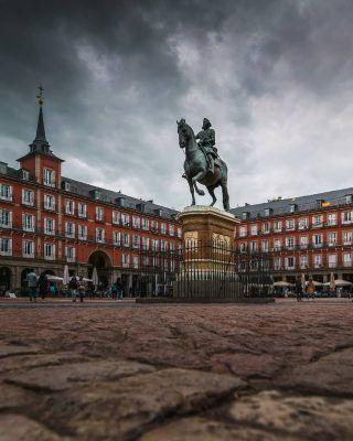 Feliz día de San Isidro! Lo has celebrado de alguna forma?😁 . . . . . #sanisidro2021 #sanisidro #madrid #madridtourism #madridspain #madridespaña #madridmola #madridcultura #madridmegusta #madridcentro #madridmemola #madriddelosaustrias #madridcentro #madridciudad #sanisidromadrid #madridtequiero #madriddelosaustrias #plazamayor #madrid🇪🇸